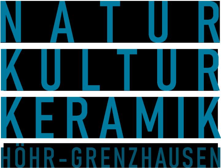 Logo Höhr-Grenzhausen - Natur Kultur Keramik