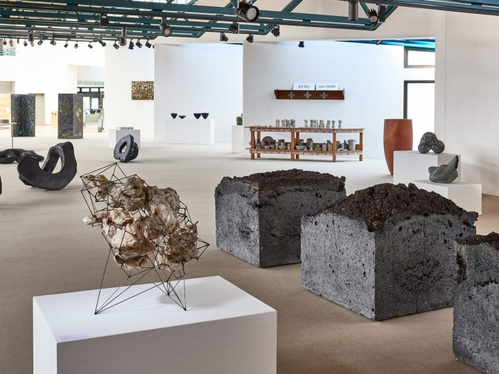 zeitgenössische Keramik im Keramikmuseum Westerwald