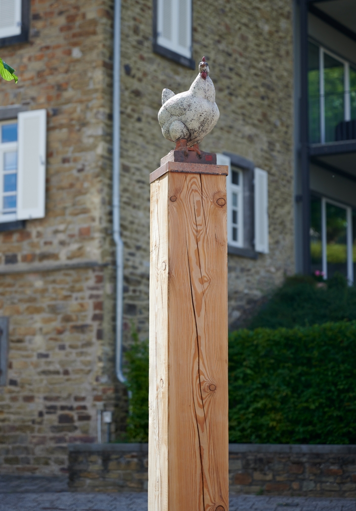 Höhr Grenzhausen - Natur Kultur Keramik - Keramikstelen - Stelenweg