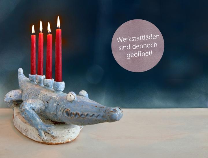 Höhr Grenzhausen brennt im Advent