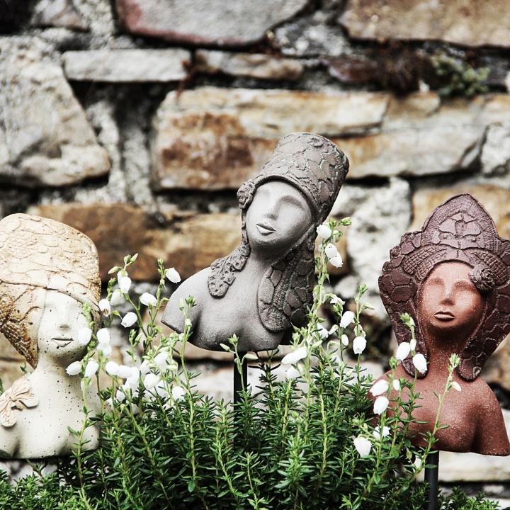 Kaffiné Keramik - Keramik für Haus und Garten