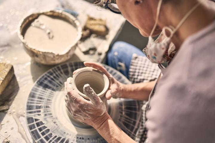 Keramik in Höhr-Grenzhausen