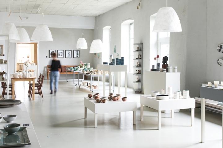 Keramik Kasino - Werkstatt, Laden, Galerie, Cafe