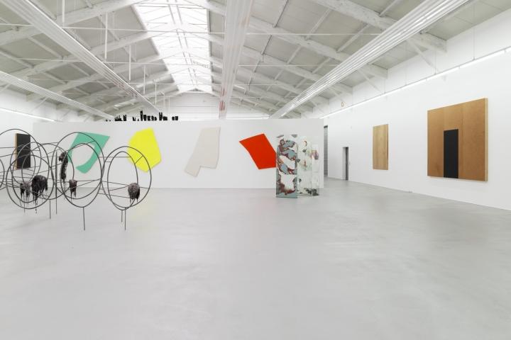 Imi Knoebel - Kunst - Kunstraum Limes - Sammlung - Höhr-Grenzhausen - Kultur - Westerwald -