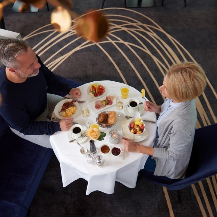 Frühstücken im Hotel Heinz - Höhr-Grenzhausen