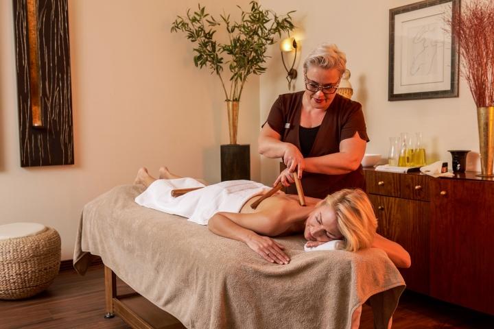 Waldkraft Massage im Hotel Heinz - Höhr-Grenzhausen