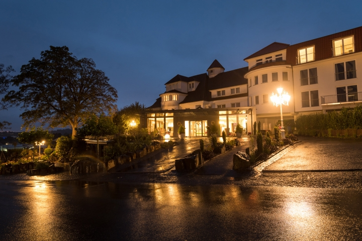 Hotel Heinz Außenansicht - Höhr-Grenzhausen