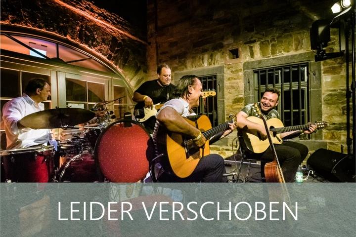 Jermaine Reinhardt Quartett, präsentiert durch das Jugend und Kulturzentrum zweite Heimat spielt im Gasthof Till Eulenspiegel