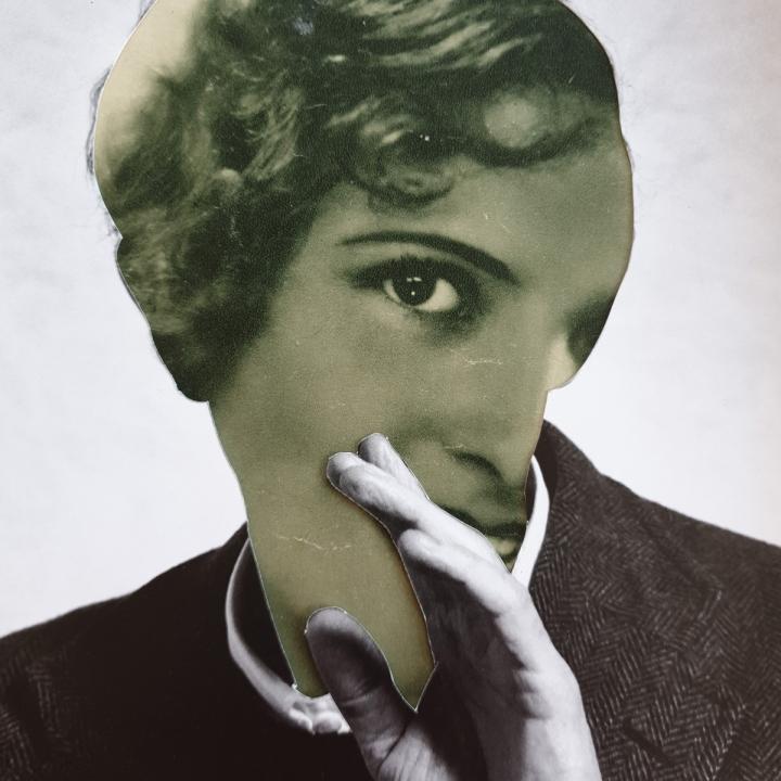 María Elisa Quiaro - Mirror