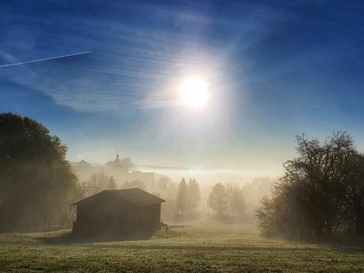 Höhr-Grenzhausen - Stadtteil Grenzhausen, Foto von Ute Matschke