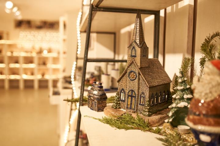 Weihnachtsaustellung Töpferei Girmscheid - Höhr-Grenzhausen