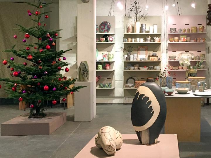 Adventsausstellung der Keramikgruppe Grenzhausen