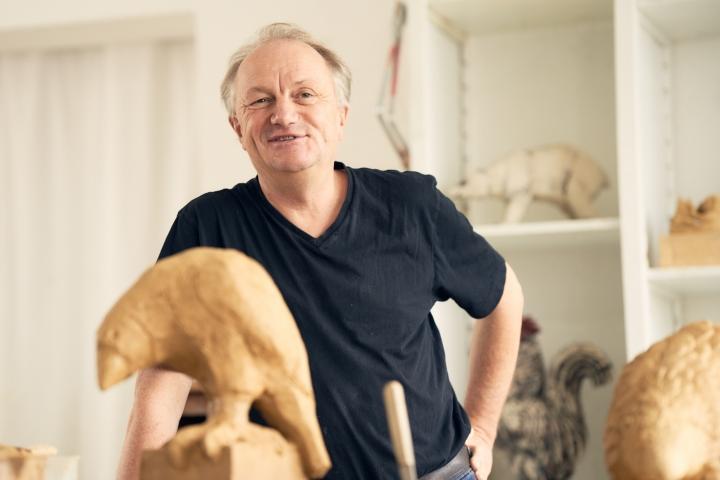 Keramikerporträt Andreas Hinder