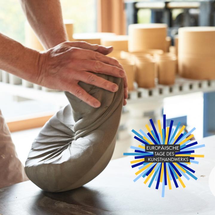Keramikwerstatt Kaas & Heger beteiligen sich an den Europäische Tage des Kunsthandwerks