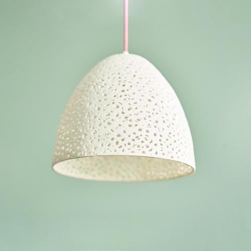 Keramiklampen von Regina Fleischmann