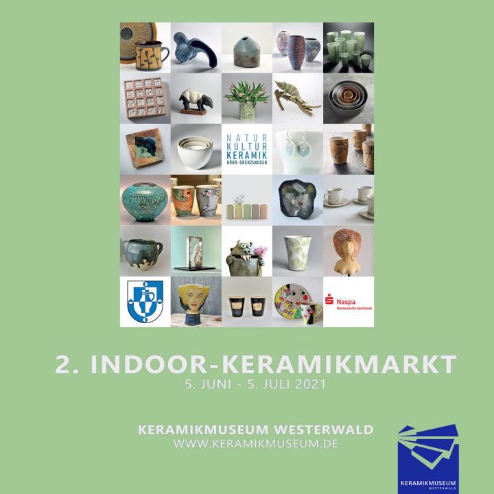 2. Indoormarkt Keramikmarkt