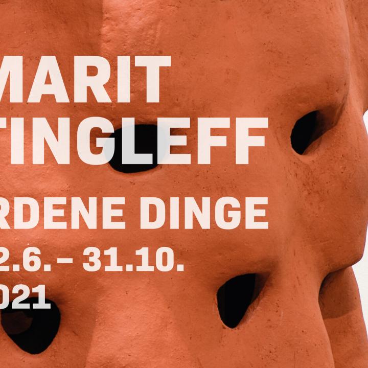 Die Künstlerin Marit Tingleff stellt im Keramikmuseum Westerwald aus