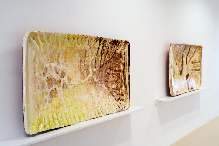 Marit Tingleff zu sehen im Keramikmuseum Westerwald