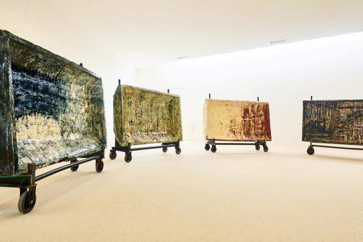 Interview mit der norwegischen Künstlerin Marit Tingleff im Keramikmuseum Westerwald