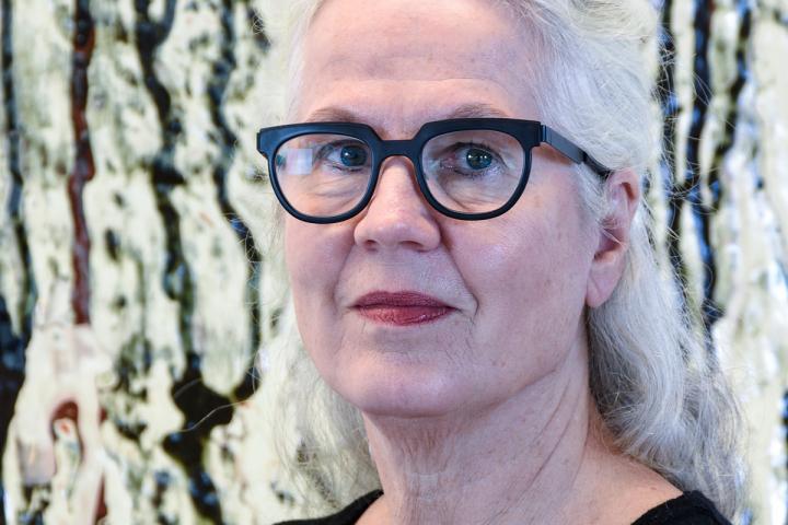 Porträt Marit Tingleff