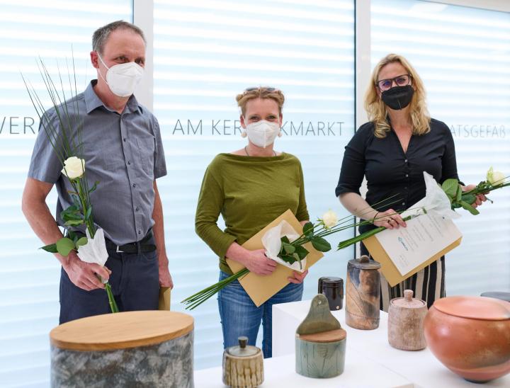 Wettbewerb zum Thema Vorratsgefäß im Keramikmuseum Westerwald
